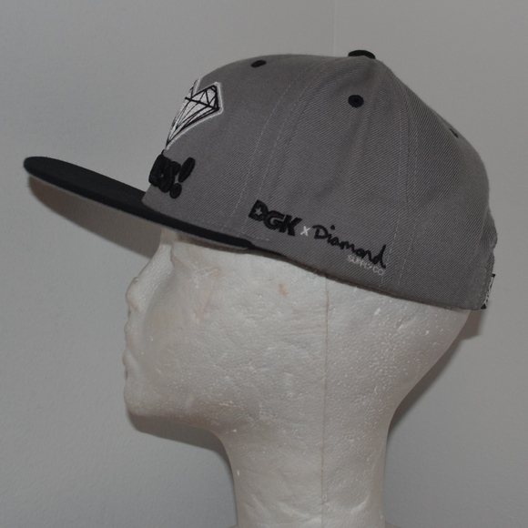 """631f06bf523fe dgk Other - Snapback (""""I Love Haters"""")"""